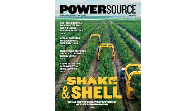 Industrial PowerSource Magazine Sample