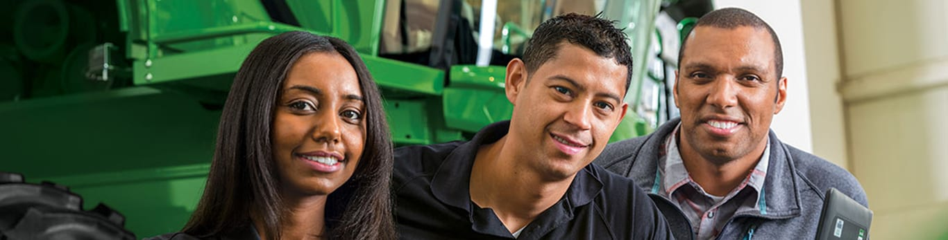 Click to read more on the Why John Deere page