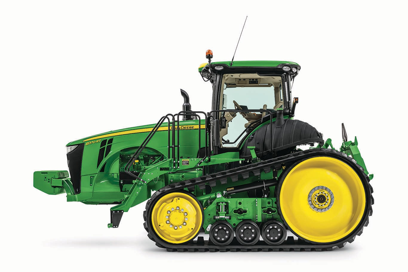 Image of an 8370RT Tractor