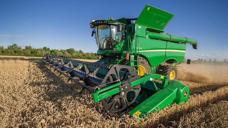 3.6% Finance Available* on Harvesting Equipment