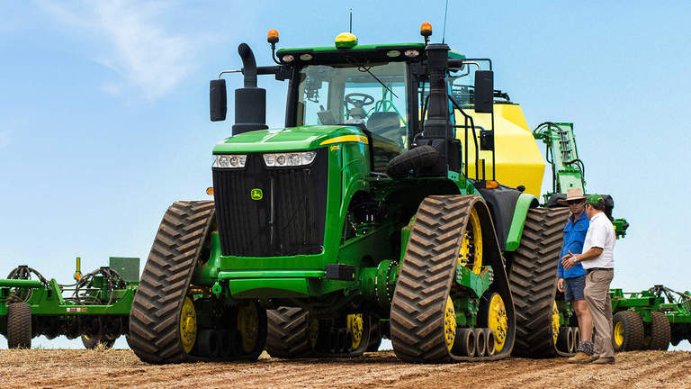 4.75% p.a. Finance Available* on 7R, 8R/8RT & 9R/9RT/9RX Series Tractors