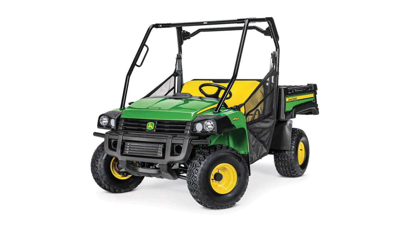 John Deere Gators >> Gator Utility Vehicles Utv Side By Sides John Deere New