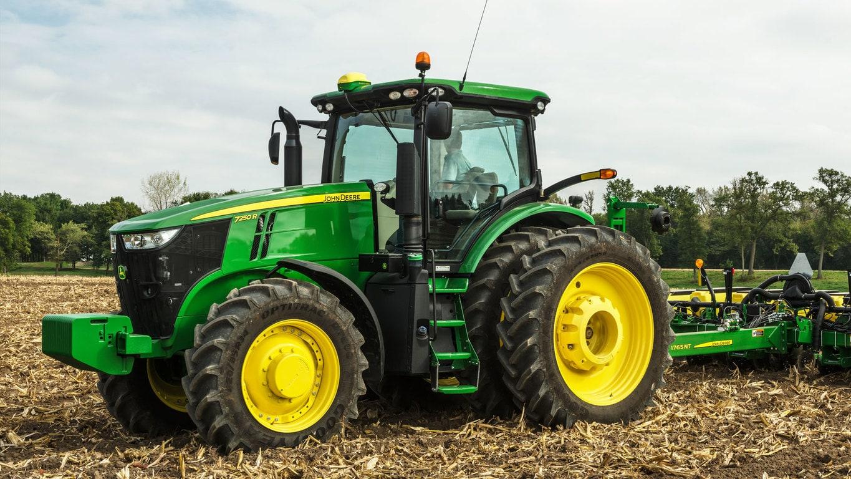 7250R Tractor | 7R Series Row Crop Tractors | John Deere New ... on