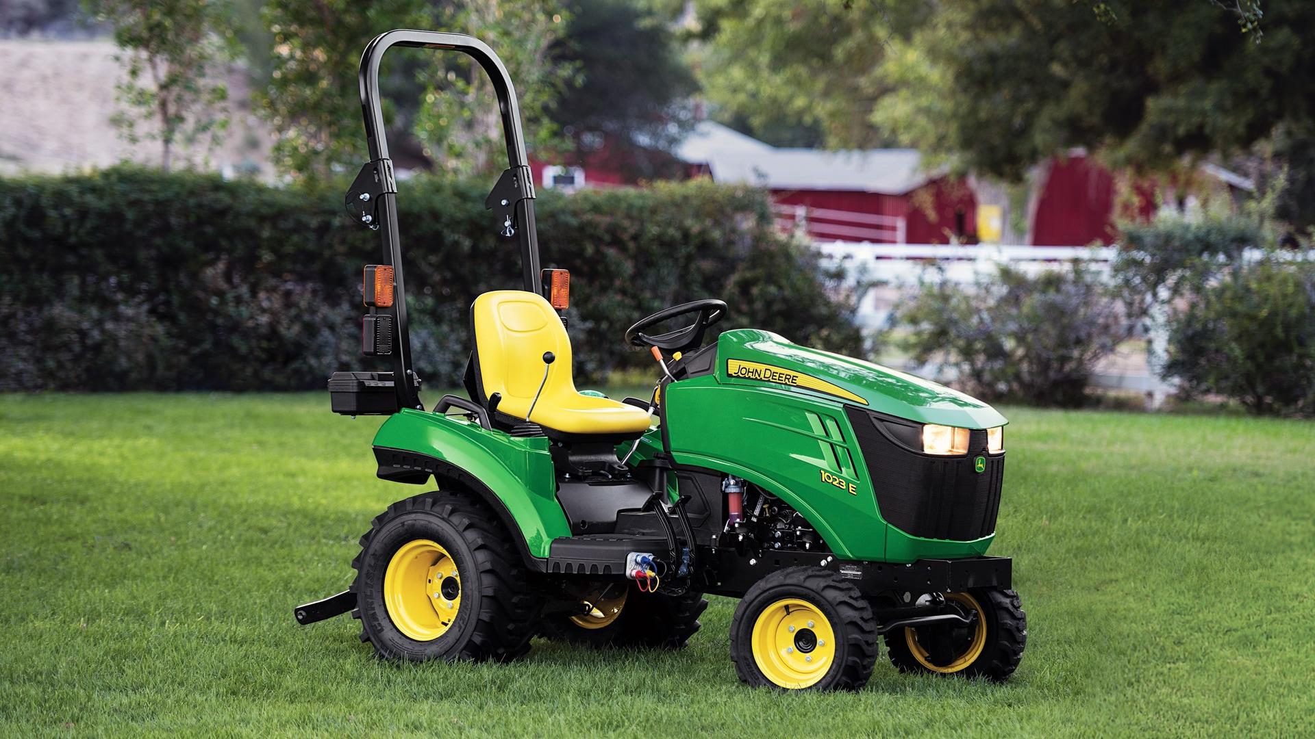 series  compact tractors john deere  zealand