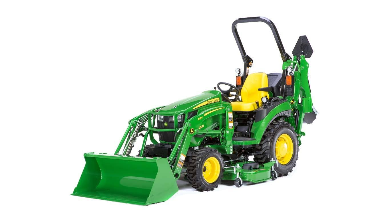 Compact Tractors Product : R compact utility tractor family