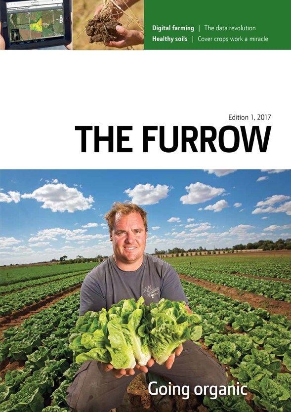 The Furrow - Issue 1, 2017
