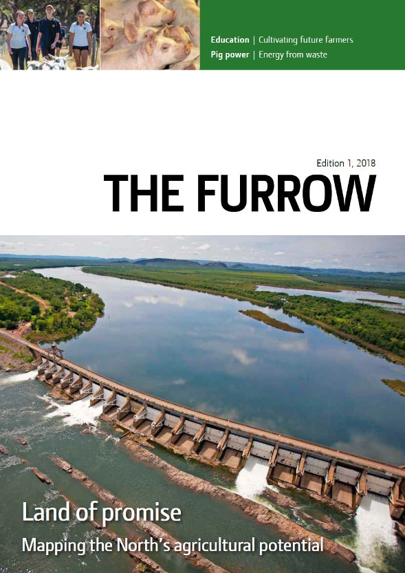 The Furrow - Issue 1, 2018