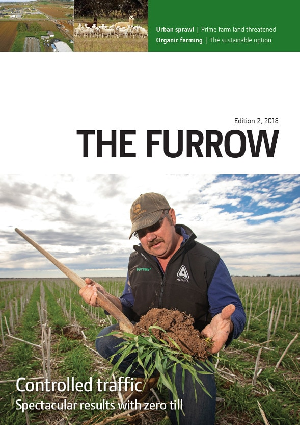 The Furrow - Issue 2, 2018